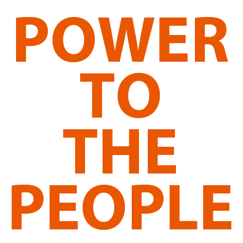 WASSHA|POWER TO THE PEOPLE